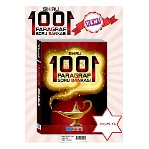 Evrensel �leti�im Yay�nlar� Sihirli 1001 Paragraf Soru Bankas�