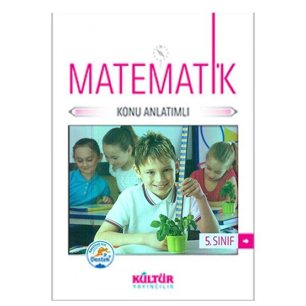 5. Sınıf Matematik Konu Anlatımı Kültür Yayıncılık