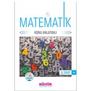 6. S�n�f Matematik Konu Anlat�m� K�lt�r Yay�nc�l�k