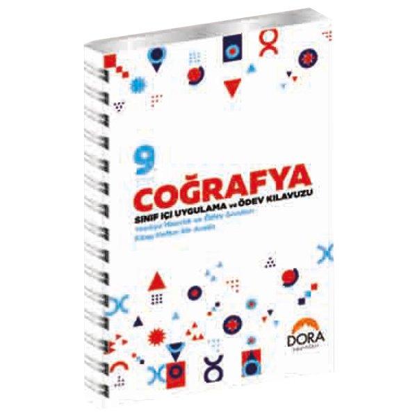 9. Sınıf Coğrafya Sınıf İçi Uygulama ve Ödev Kılavuzu Dora Yayınları