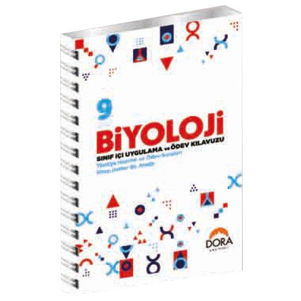 9. Sınıf Biyoloji Sınıf İçi Uygulama ve Ödev Kılavuzu Dora Yayınları