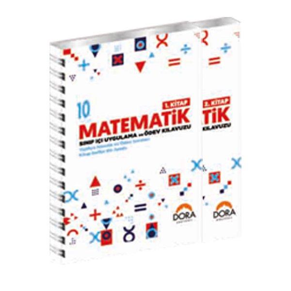 10. Sınıf Matematik 1-2 Sınıf İçi Uygulama ve Ödev Kılavuzu Dora Yayınları