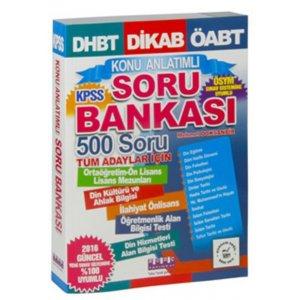 KPSS DHBT T�m Adaylar ��in Konu Anlat�ml� Soru Bankas� Bur� Yay�nevi