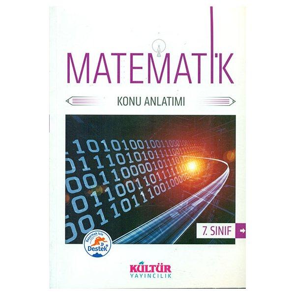 7. Sınıf Matematik Konu Anlatımı Kültür Yayıncılık
