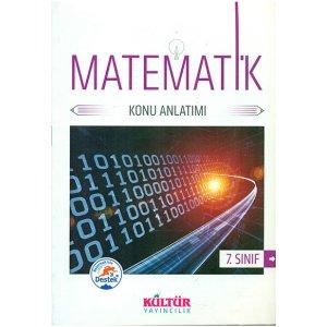 7. S�n�f Matematik Konu Anlat�m� K�lt�r Yay�nc�l�k