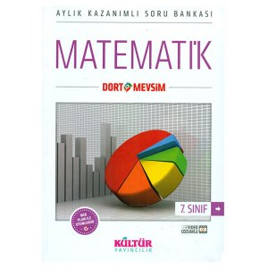 7. S�n�f D�rt Mevsim Matematik Soru Bankas� K�lt�r Yay�nc�l�k