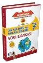 7. Sınıf 4B Din Kültürü ve Ahlak Bilgisi Soru Bankası Damla Yayınları
