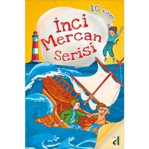 �nci Mercan Serisi - 10 Kitap Damla Yay�nlar�