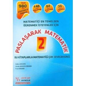 Y�zde Y�z Yay�nlar� Pasla�arak Matematik 2