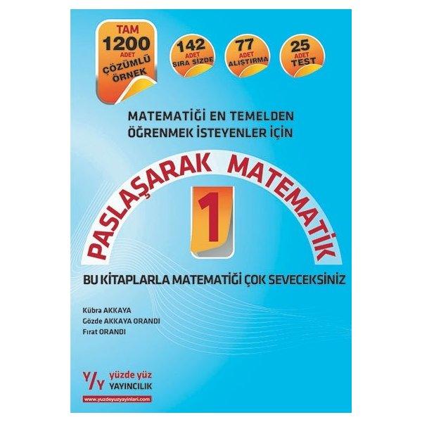 Yüzde Yüz Yayıncılık Paslaşarak Matematik 1