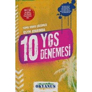 Okyanus YGS 10 Denemesi T�m� Video ��z�ml� �SYM Ayar�nda