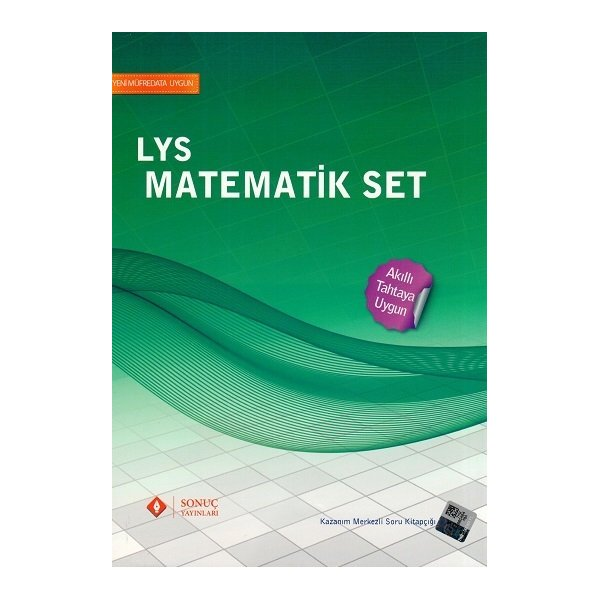 Sonuç Yayınları LYS Matematik Seti
