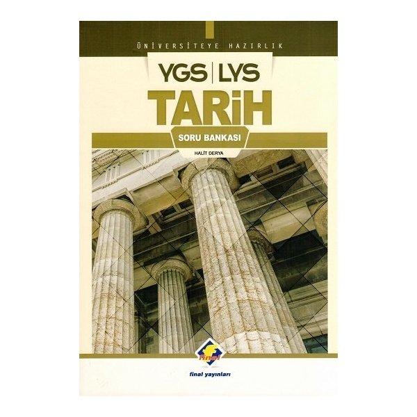Final Yayınları YGS LYS Tarih Soru Bankası (Halit Derya)