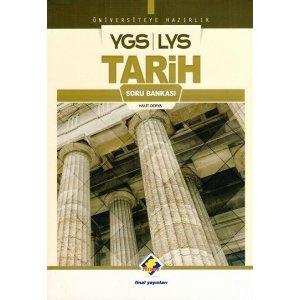 Final Yay�nlar� YGS LYS Tarih Soru Bankas� (Halit Derya)