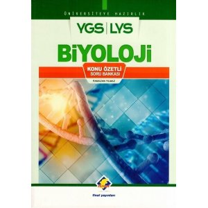 Final YGS LYS Biyoloji Konu �zetli Soru Bankas� (Ramazan Y�lmaz)