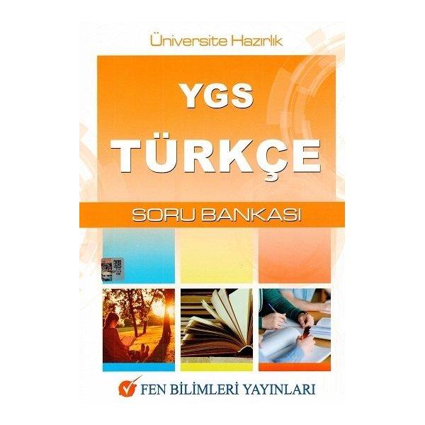 YGS Türkçe Soru Bankası Fen Bilimleri  Yayınları