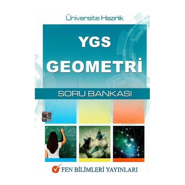 YGS Geometri Soru Bankası Fen Bilimleri Yayınları