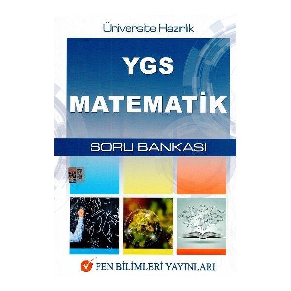 YGS Matematik Soru Bankası Fen Bilimleri Yayınları