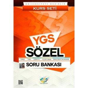 FDD YGS Kurs Seti S�zel Soru Bankas�