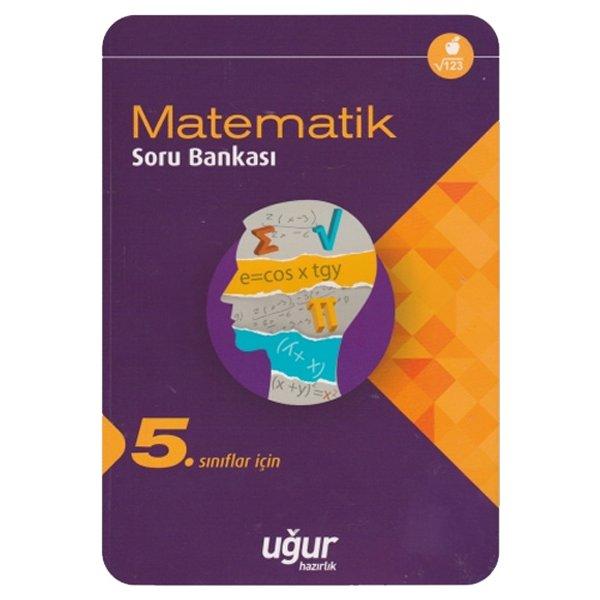 5. Sınıf Matematik Soru Bankası Uğur Hazırlık Yayınları