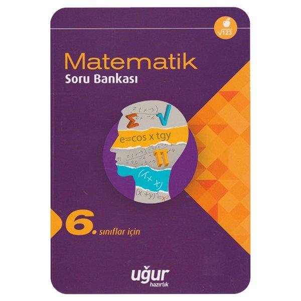 6. Sınıf Matematik Soru Bankası Uğur Hazırlık Yayınları