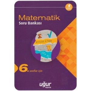 6. S�n�f Matematik Soru Bankas� U�ur Haz�rl�k Yay�nlar�