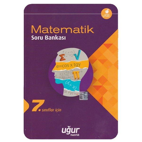 7. Sınıf Matematik Soru Bankası Uğur Hazırlık Yayınları
