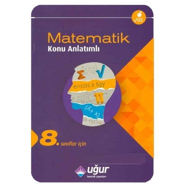 8. Sınıf Matematik Konu Anlatımlı Uğur Hazırlık Yayınları