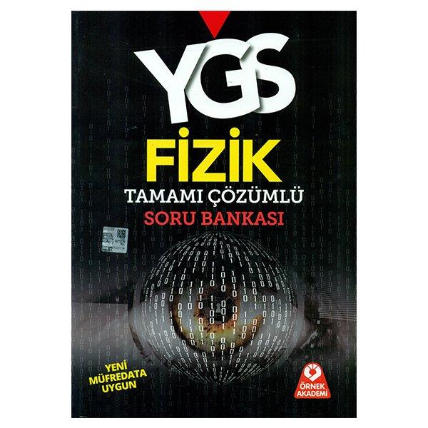 YGS Fizik Tamamı Çözümlü Soru Bankası Örnek Akademi Yayınları