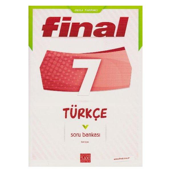 7. Sınıf Türkçe Soru Bankası Final Yayınları