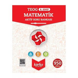 8. S�n�f TEOG Matematik Aktif Soru Bankas� K�rfez Yay�nlar�