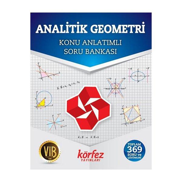 Analitik Geometri Konu Anlatımlı Soru Bankası Körfez Yayınları