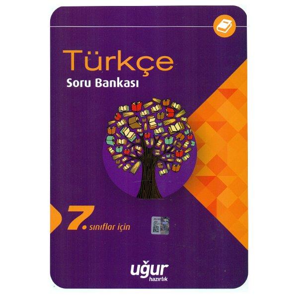 7. Sınıf Türkçe Soru Bankası Uğur Hazırlık Yayınları