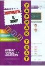 6. S�n�f Matematik Yaprak Test Koray Varol Akademi