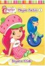 Meyve Partisi 1 Boyama Kitabı