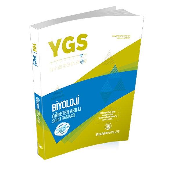 YGS Biyoloji Öğreten Akıllı Soru Bankası Puan Yayınları