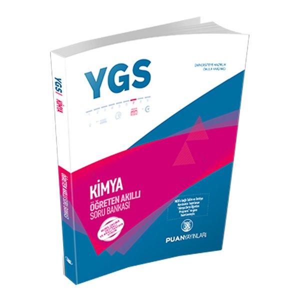YGS Kimya Öğreten Akıllı Soru Bankası Puan Yayınları