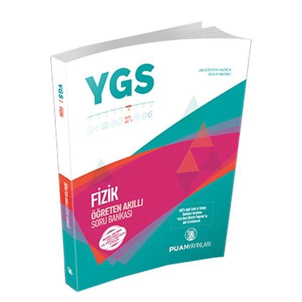 YGS Fizik Öğreten Akıllı Soru Bankası Puan Yayınları
