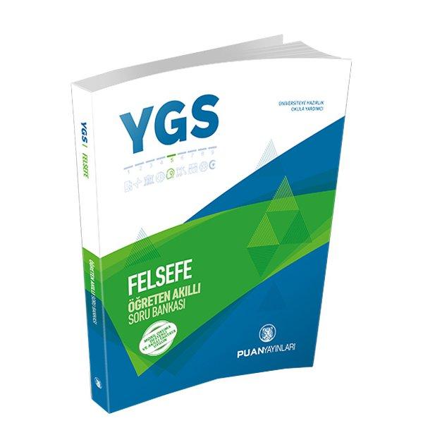 YGS Felsefe Öğreten Akıllı Soru Bankası Puan Yayınları