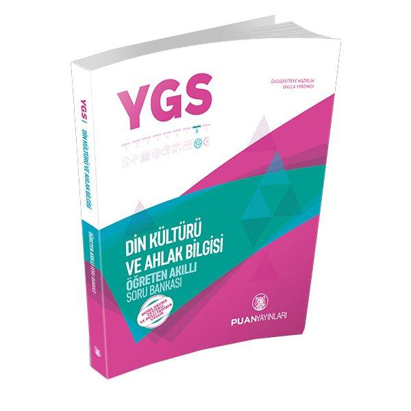 YGS Din Kültürü ve Ahlak Bilgisi Öğreten Akıllı Soru Bankası Puan Yayınları