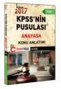 2017 KPSS'nin Pusulası Anayasa Konu Anlatımlı Kitap Ali Koç Doğru Tercih Yayınları