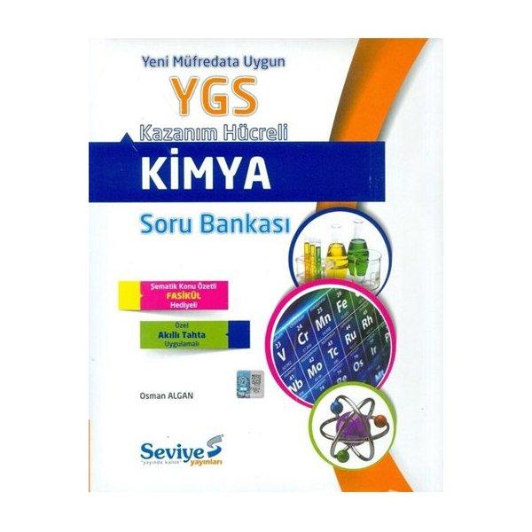 YGS Kazanım Hücreli Kimya Soru Bankası Seviye Yayınları