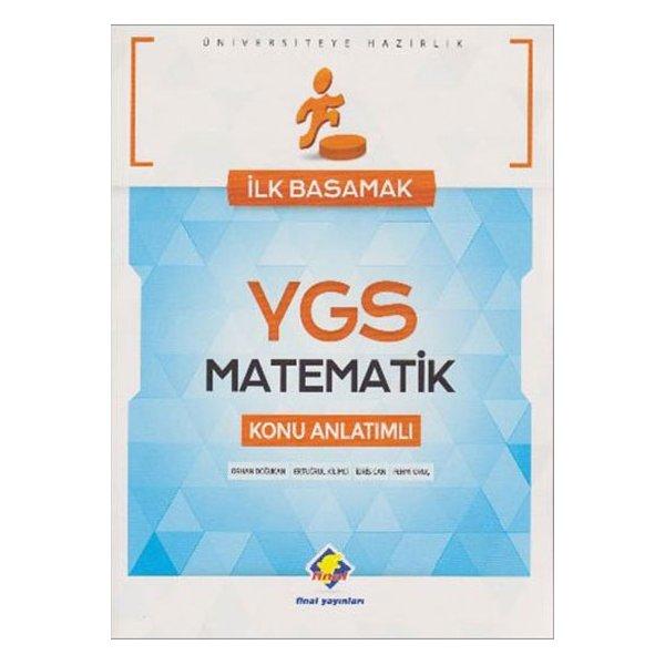 YGS İlk Basamak Matematik Konu Anlatımlı Final Yayınları