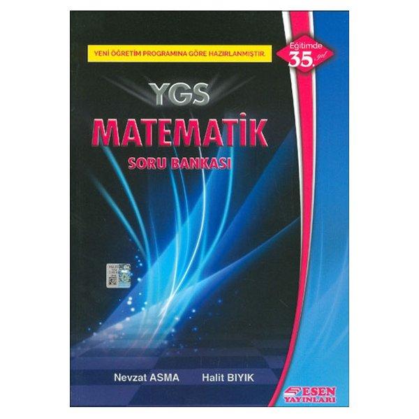 YGS Matematik Soru Bankası Esen Yayınları