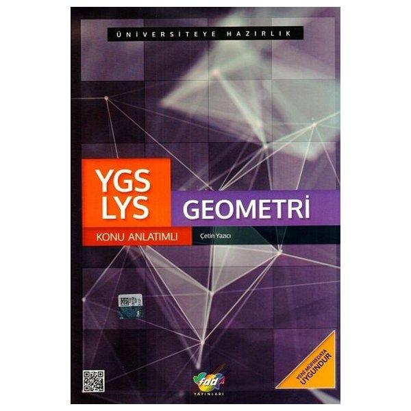 YGS LYS Geometri Konu Anlatımlı FDD Yayınları