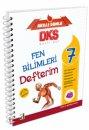 7. S�n�f DKS Fen Bilimleri Defterim Damla Yay�nlar�