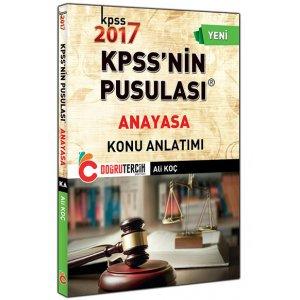 2017 KPSS Anayasan�n Pusulas� Konu Anlat�m� Do�ru Tercih Yay�nlar�