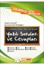 10. S�n�f T�m Dersler Yaz�l� Sorular� ve Cevaplar� �enol Hoca Yay�nlar�