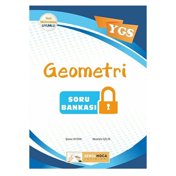 YGS Geometri Soru Bankası Şenol Hoca Yayınları