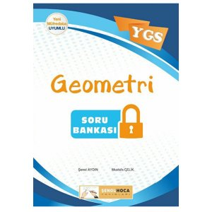 YGS Geometri Soru Bankas� �enol Hoca Yay�nlar�